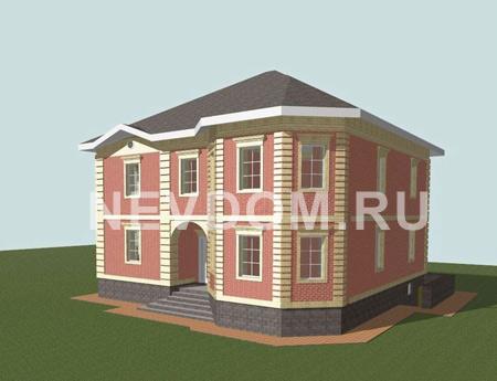 Архитектурные стили загородных домов
