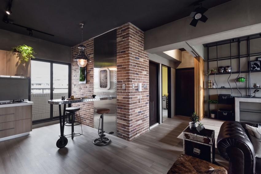Дизайн студии современный стиль